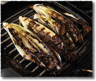 Grilled Radicchio: Enjoy!