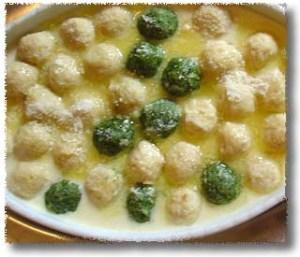 Canederli As a Side Dish