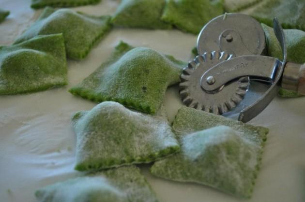 Salsicce e Friarelli: The Ravioli