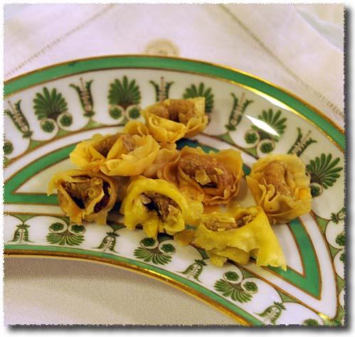 Ristorante alla Borsa Fried Tortellini