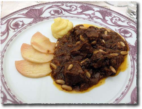 Lingua in Dolce Forte, Tongue in a Very Traditional Sweet & Piquant Sauce