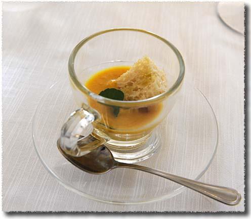 Ristorante Degli Angeli Bell Pepper Cream