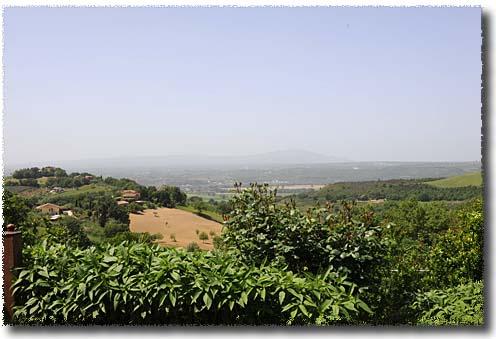 Ristorante Degli Angeli's View From the Terrace