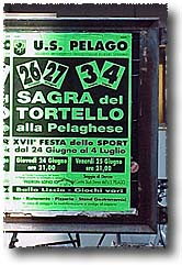A Sagra Poster