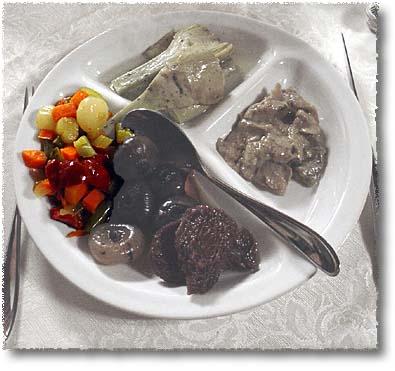 A Vegetarian Antipasto Misto: Giardiniera