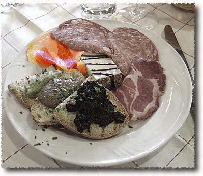 Prosciutto Toscano