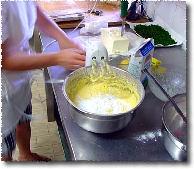 Barbara Lucchi's Ciambella alla Romagnola: Baking Powder