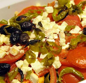 Tomato Vegetable Medley